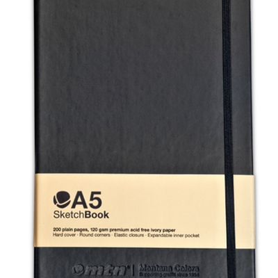 MTN Blackbook A5 Vertical